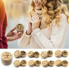 Personalized Rustic Wedding Wood Ring Box Gift Holder Customized Bearer Case /BM