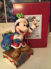 Disney Tradition Bringing Holiday Cheer Christmas Mickey Mouse