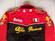 NUOVO ALFA ROMEO ITALY 147 fan-Giacca Nero Rosso JACKET Haagse JAS Giacca Jakka