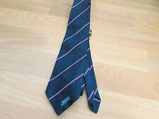 WESTLAND Aerospace AVIATION  Interest Blue Tie  -  SEE PICTURES