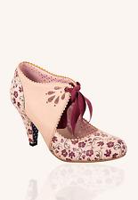 Prohibido Mary Beth 50s rockabilly tacones Mary Jane Zapatos Floral Estilo Vintage 6