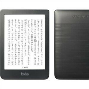 2018 Neu Kobo Clara HD E-Reader Wi-Fi 6.0inch 8GB Schwarz N249-KJ-BK-S-EP Japan