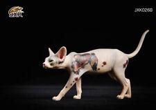 JxK.Studio JxK026 Sphynx Animal Painted Model 1/6th Collection New Toy In Stock