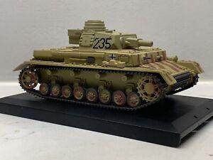New Millennium 1/48 Scale German Panzer IV Ausf. F1 Ww2 Lot Dak Bolt Action 28mm