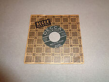"Bill Haley and His Comets - Birth of the Boogie - Decca 7"" Vinyl 45 - 1955 - VG+"
