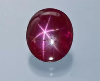 Top Quality 6mm Round Cut Unheated Pigeon Blood Red Star Ruby AAAAA+ LOOSE GEMS