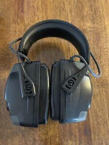 Howard Leight Impact Pro Electronic Earmuffs - Black (w/ upgraded Gel Ear Pads)