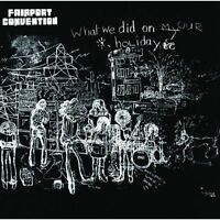 *NEW* CD Album Fairport Convention - What we Holidays  (Mini LP Style Card Case)