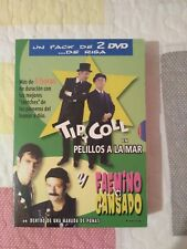TIP Y COLL  Y FAEMINO Y CANSADO  DVD