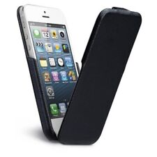Black Case Mate Flip Case Cover for Apple iPhone 5/5S/SE Signature Series