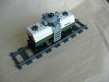 "Lego CITY TRAIN: Custom ""OCTAN"" TANK CAR ...VG"
