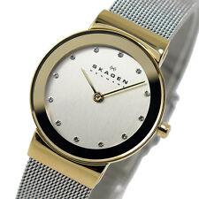 358 SGSCD Nuevo Damas Reloj Skagen Freja refinado