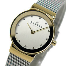 358SGSCD NEW Ladies Skagen Freja Refined watch