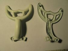 Vtg Ceiling Fan Replacement Blade Arms Cat's Eye white hugger style Smc-1 Hua42