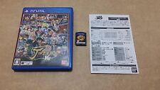 J-Stars Victory VS (Sony PlayStation Vita) Japanese Version