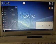 SONY VAIO WHITE 4G MEMORY WITH CHARGER