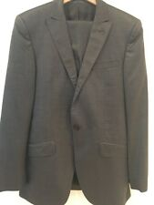 Jones Men's Dark Grey Suit 38 UK