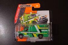Matchbox Ford Diecast Ambulances
