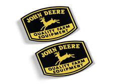JOHN DEERE DECAL, VINYL STICKER, (BUY 1 GET 2) FREE SHIPPING