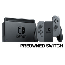 Nintendo Switch Console (Refurbished by EB Games) - Nintendo Switch - PREOWNED