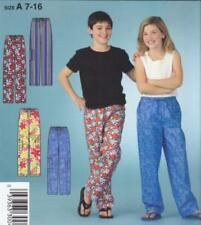 Simplicity Pants Sewing Patterns