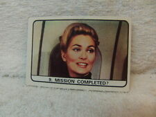 The Champions A&BC Gum Card No.9 from set of 45 1969 – Top Condition