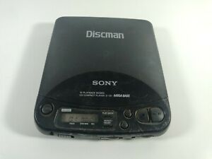 Sony Discman D-121 Portable CD Player Tested