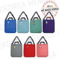 BT21 Character Lettering Eco Bag Shoulder Bag 7types Official K-POP Authentic MD