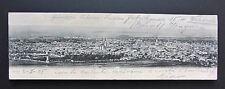 Cartolina postcard 1905 VERSECZ UNGARN BANAT HUNGARY double RARE