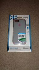 Genuine Speck iPhone 5 5S CandyShell Hard Case SPK-A0479 Gray/Raspberry/Pink New