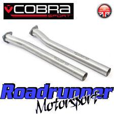 Cobra Audi RS3 8v Decats Secondary Cat Bypass Pipes Exhaust De-cat Fits OE AU85