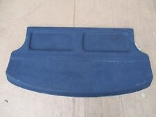 90-93 Acura Integra 3DR Hatch Hatchback OEM Rear Cargo Cover Privacy Panel BLUE