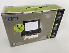 *Open Box/Sealed Bags*  Epson WorkForce WF-100 Wireless Mobile Injet Printer