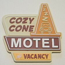 Disneyland Resort - Magnet - Cars Land - Cozy Cone Motel