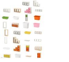 IKEA Boxen Kisten Deckel Spielzeug Aufbewahrung versch.Farben und Größen