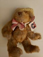 DanDee Teddy's Girl Teddy Bear 100th Anniversary Limited Edition