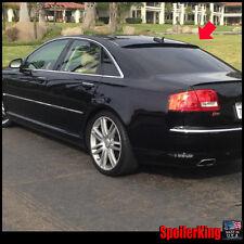 Rear Roof Spoiler Window Wing (Fits: Audi A8 / A8L /S8 2002-2009 D3) SpoilerKing