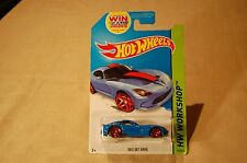 Hot Wheels - 2013 Dodge SRT Viper - 2014 HW Workshop - 203/250 1:64