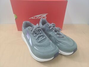 Altra Paradigm 6 Womens Running Shoes Gray Purple Size 8.5