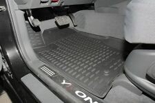 Ssang Yong Kyron 2006- Custom Fit Rubber Carmats All Weather Floor Mats