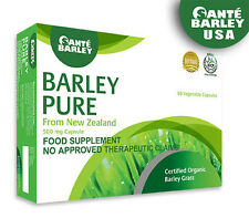 Sante Barley Pure from New Zealand (60 Capsules)