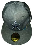 DALLAS COWBOYS Flat Bill Snapback 9Fifty New  NEW ERA COWBOYS HAT CAP