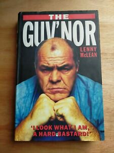 The Guv'nor by Peter Gerrard, Lenny McLean (Hardcover, 1998)