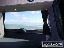 FITTED VW T5 T6 Transporter Blackout Curtain Rear Barn Door, Tailgate Window