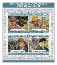 DJIBOUTI 2018 Vincent van Gogh s201804