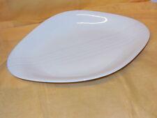 V&B VILLEROY & BOCH - DUNE LINES - Platte oval   l=36cm