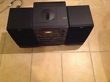 New listing Koss Hh500 Cd/Dual Cassette/Radio Vintage Stereo System