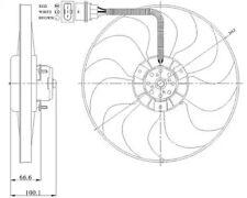Fan, radiator NRF 47204