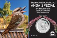 Vietnam War 1962-1975 #558 2016 ANDA Sydney Money Expo Overprint  with 50c