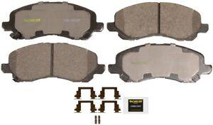 Disc Brake Pad Set-Coupe Front Monroe CX866